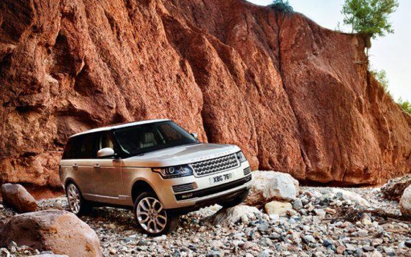 Range Rover 2013 4x4 de luxe