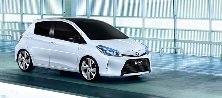 Toyota Yaris Hybride reine de la ville