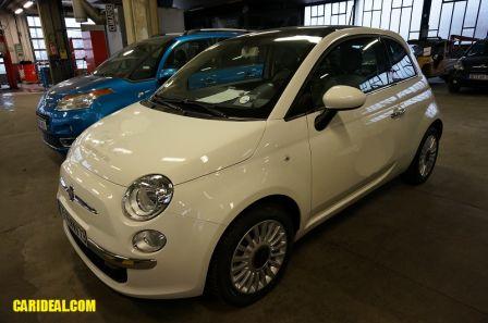Achat Fiat 500 Prix équipements