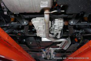 essieu arrière Citroen DS5 Hybrid4