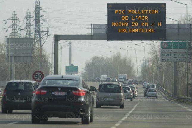 Pollution l'abandon du projet Zapa
