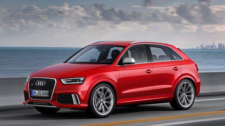 """Audi RSQ3 """"bête"""" de 310 ch"""