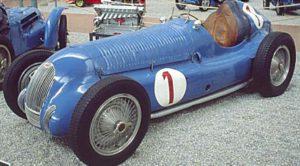 Voiture de Collection Bugatti Type 50 B
