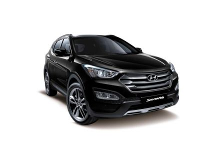Hyundai Santa Fe 2013 en détail