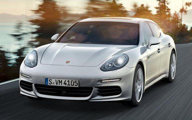 Porsche Panamera Hybrid S et son Bonus