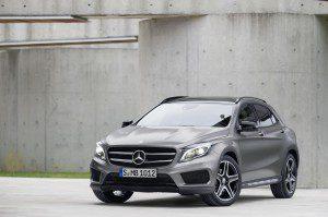 Mercedes GLA 4x4