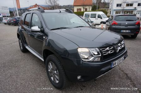 offre dacia duster neuf fevrier 2014 blog auto carid al. Black Bedroom Furniture Sets. Home Design Ideas