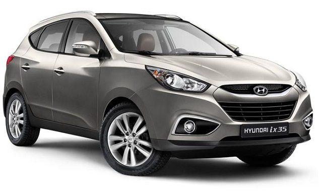 Essai Hyundai IX35 2014