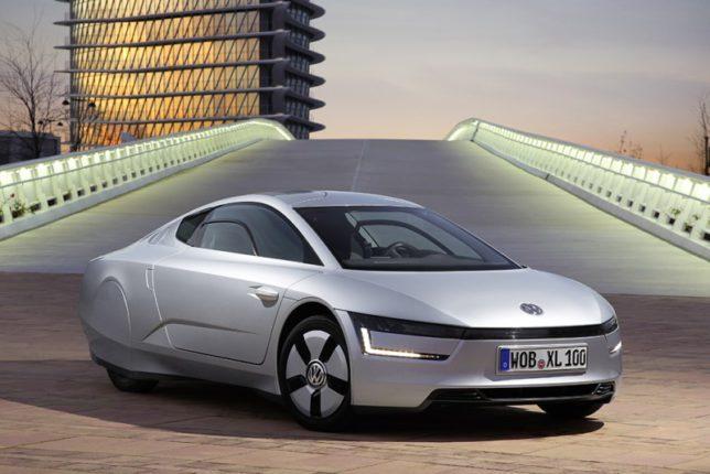 Volkswagen leader en recherche et developpement