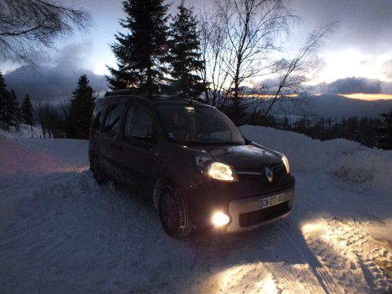 Essai Renault Kangoo Extrem 2014
