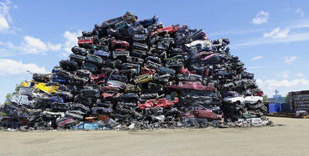Il faut plus recycler les voitures hors d'usage