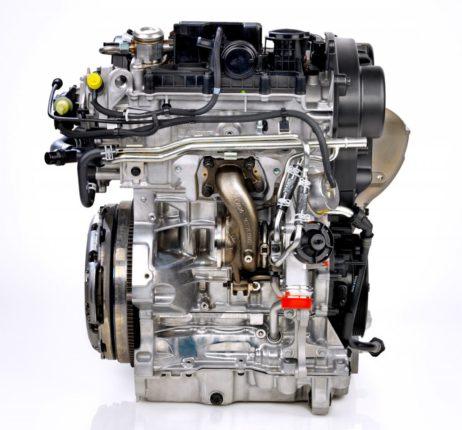 Moteurs a trois cylindres pour Volvo