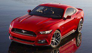 Ford Mustang 2015 seulement à partir de 35000 €