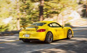 Porsche Cayman GT4-5