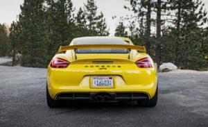 Porsche Cayman GT4-6