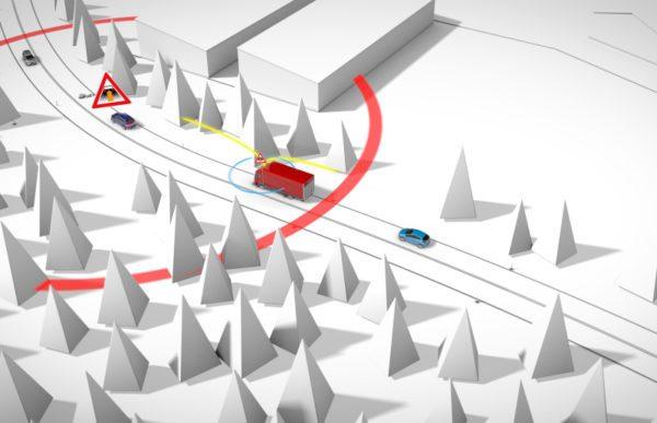 Bosch tente de faire parler les voitures pour réduire les embouteillages et améliorer la sécurité