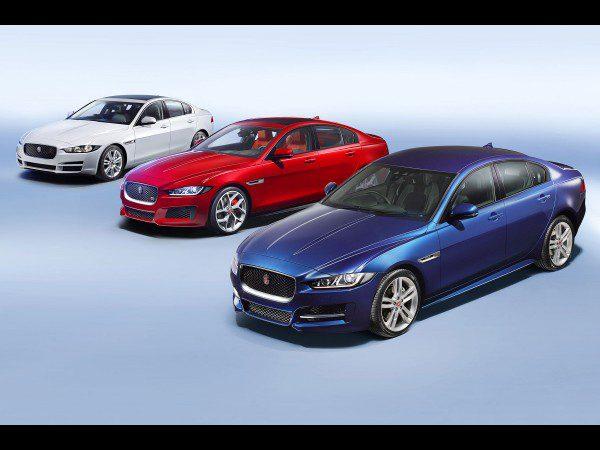 La Jaguar XE rêve de venir bousculer le monde des BMW série 3, Audi A4, et Mercedes Classe C