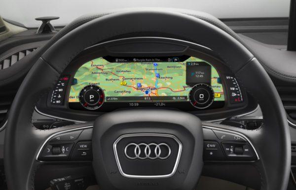 Audi vise à ce que la voiture devienne un «appareil mobile à quatre roues