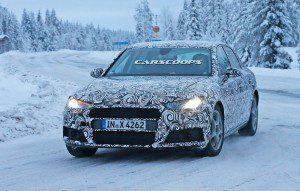 La nouvelle Audi A4 sera présentée à l'été 2016.