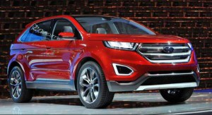Ford Edge 2015 à partir de Novembre 2015