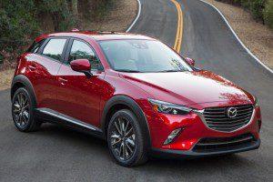 Mazda CX-3 2015 à partir de 20650 €