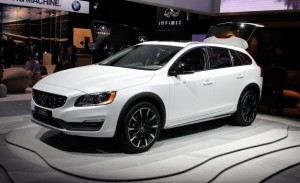 Volvo V60 Cross Country en Juin 2015 à partir de 33000€