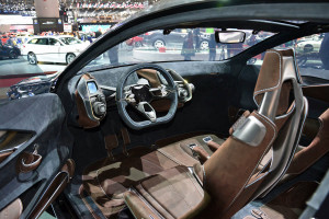Aston Martin DBX int