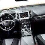 Intérieur Ford Edge 2015