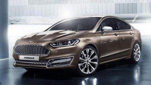Ford Mondeo Vignale 2015