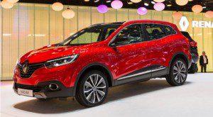 Renault Kadjar au Salon de Génève