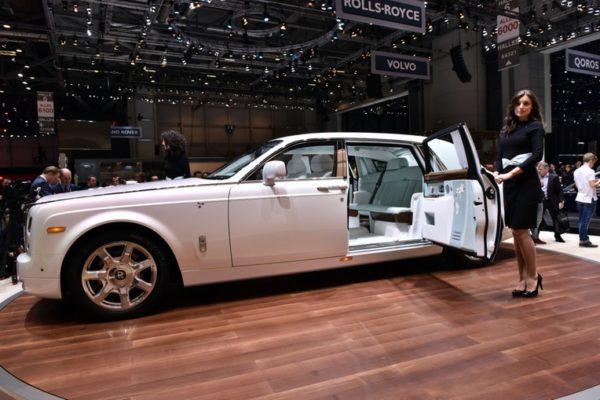 Rolls Royce Serenity au Salon de Genève 2015