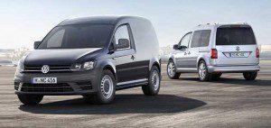 Le nouveau Volkswagen Caddy 2015 sera commercialisé ce printemps.