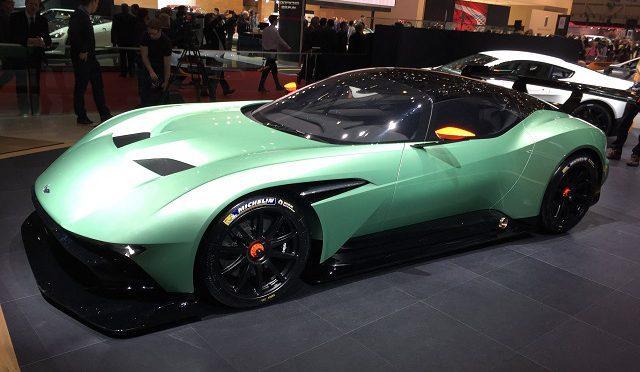 Aston Martin Vulcan 2015
