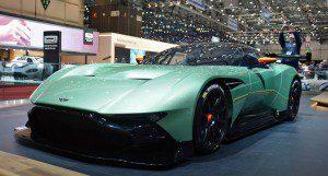 Cette Aston Martin Vulcan sortira au printemps 2016 avec un Prix sur mesure...