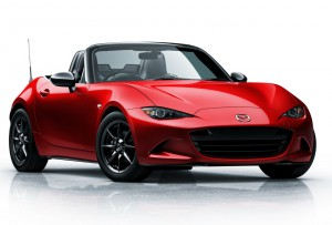 Le Mazda MX-5 2015 revient aux sources