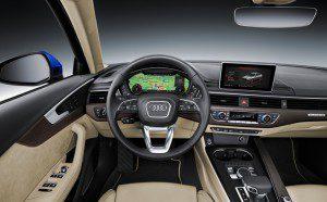 Vidéo Nouvelle Audi A4 2016