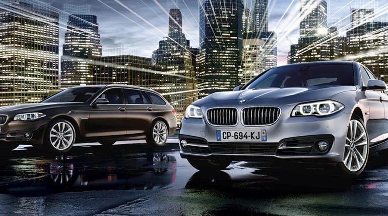 Série spéciale BMW Série 5 Edition Techno Design