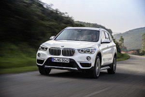 Le nouveau BMW X1 en Octobre 2015