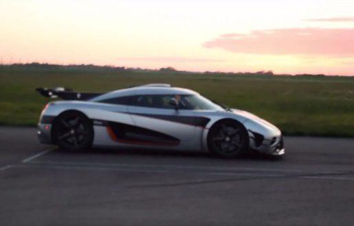 Koenigsegg one explose le record du 0 300 0 km h blog auto carid al - Garage du nouveau monde hazebrouck ...