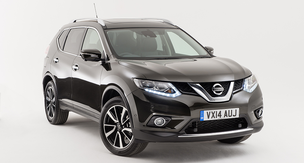 achat nissan x trail neuf en stock blog auto carid al. Black Bedroom Furniture Sets. Home Design Ideas