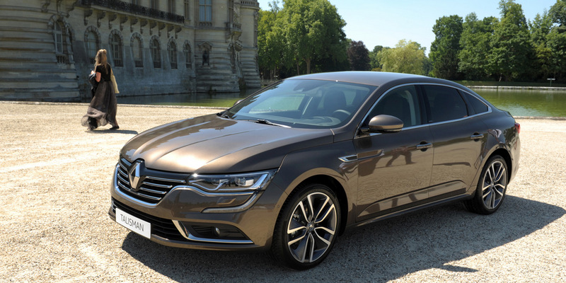 pr sentation de la renault talisman blog auto carid al. Black Bedroom Furniture Sets. Home Design Ideas
