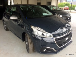 Nouvelle Peugeot 208 avec le nouveau moteur BlueHDI 100