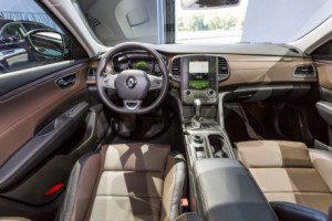 Le tableau de bord de la nouvelle Renault Talisman