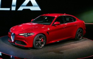 Alfa Romeo Giulia V6 Turbo 510 ch et propulsion