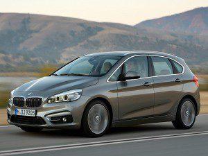 La BMW série 2 Active Tourer sera disponible en septembre