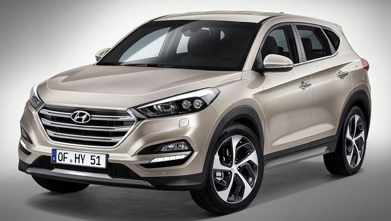 Achat Hyundai Tucson en arrivage