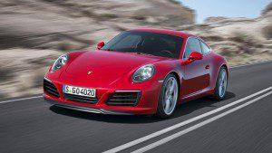 Nouvelle Porsche 911 Carrera à moteur Turbo
