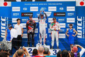 """Septième victoire de la saison pour Jose Maria """"Pechito"""" Lopez ! Il n'y a plus que deux pilotes qui peuvent l'empêcher de remporter le titre FIA WTCC :"""