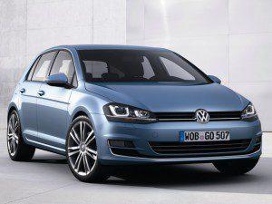 Volkswagen Golf avec des remises jusque -27%