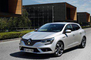 Nouvelle Renault Megane 4 de 2016